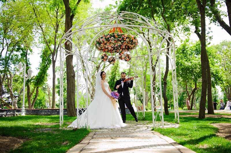 Emirgan Korusu Düğün Fotoğrafları | Dış Mekan Fotoğraf Çekimi
