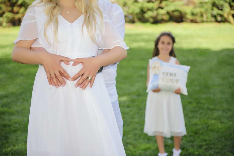 Doğum Öncesi Fotoğraf Çekimi | Hamilelik Fotoğraf Çekimleri