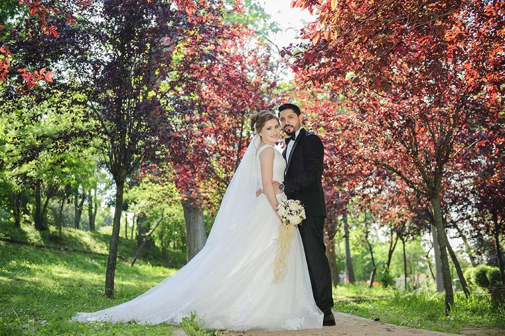 küçük çamlıca korusu -   aml  ca d      n foto  raflar   - Küçük Çamlıca Korusu Düğün Fotoğrafları Çekimi