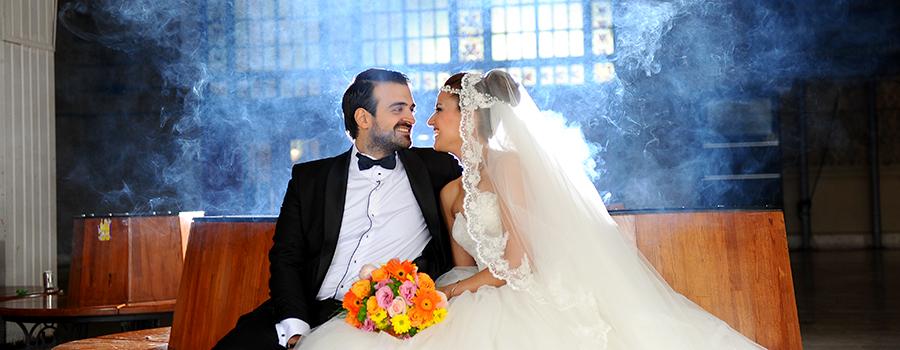 Haydarpaşa Tren Garı Düğün Fotoğrafları Çekimi