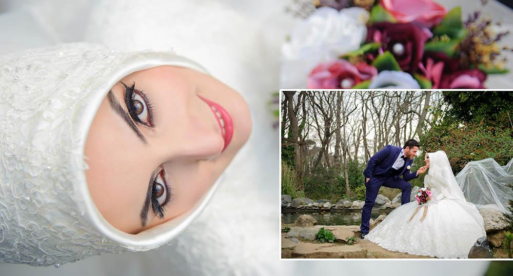 küçük çamlıca korusu - K      k   aml  ca Korusu D      n   ekimi - Küçük Çamlıca Korusu Düğün Fotoğrafları Çekimi