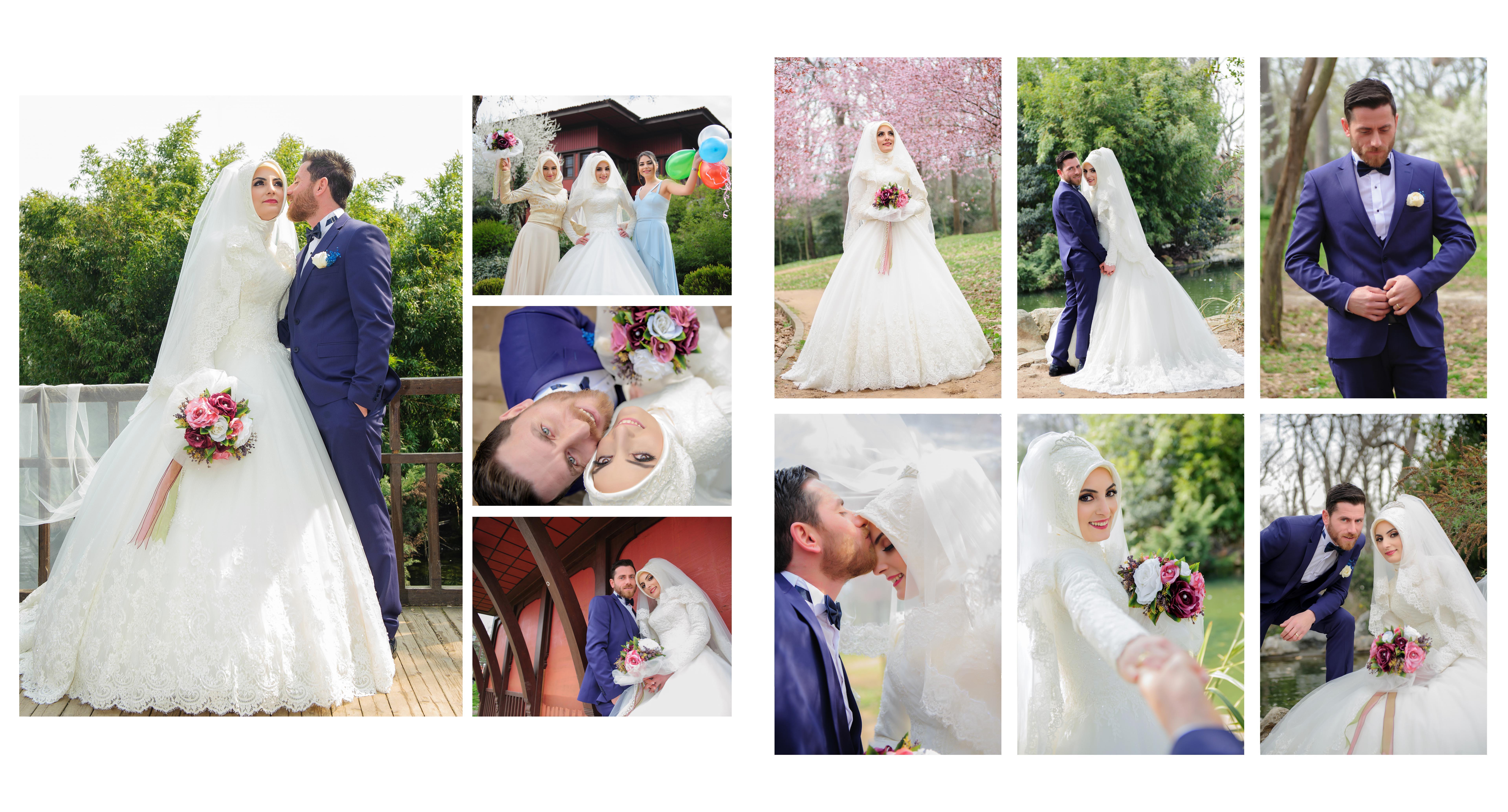 küçük çamlıca korusu - K      k   aml  ca Korusu D      n - Küçük Çamlıca Korusu Düğün Fotoğrafları Çekimi
