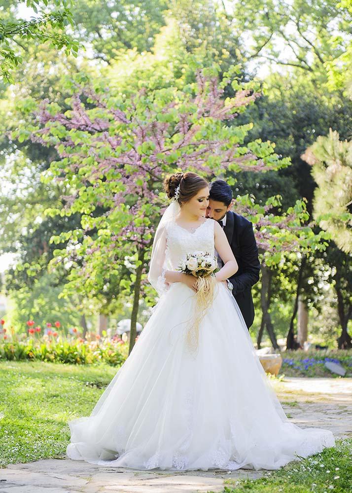 küçük çamlıca korusu - k      k   aml  ca korusu d       ekim - Küçük Çamlıca Korusu Düğün Fotoğrafları Çekimi