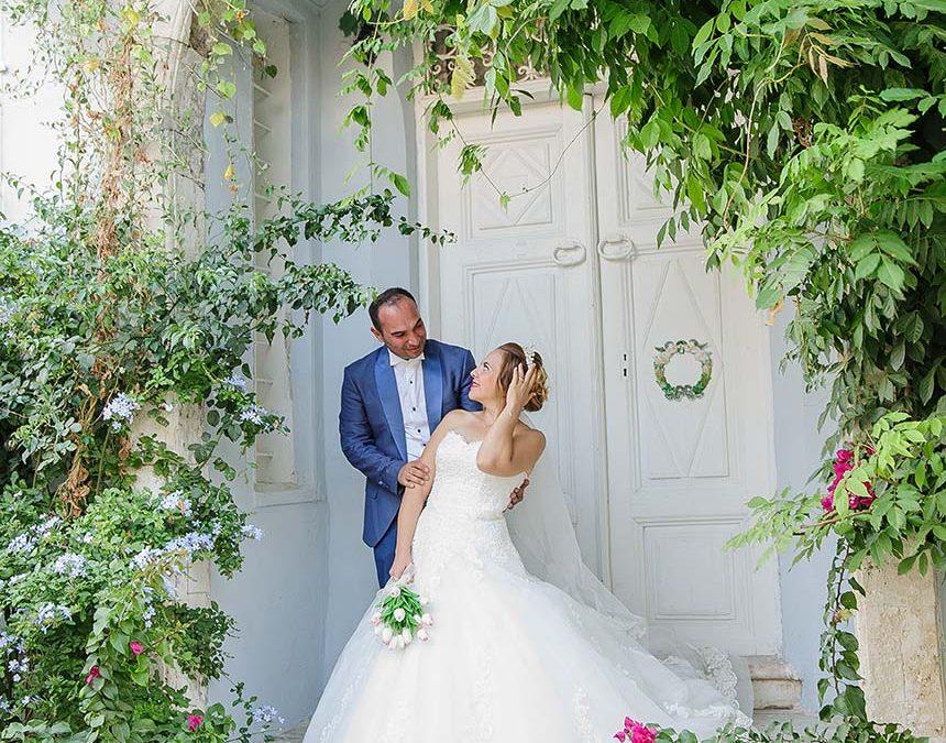 Bozcaada Fotoğrafçı | Bozcaada Düğün Fotoğrafları | Düğün Dış Çekimi