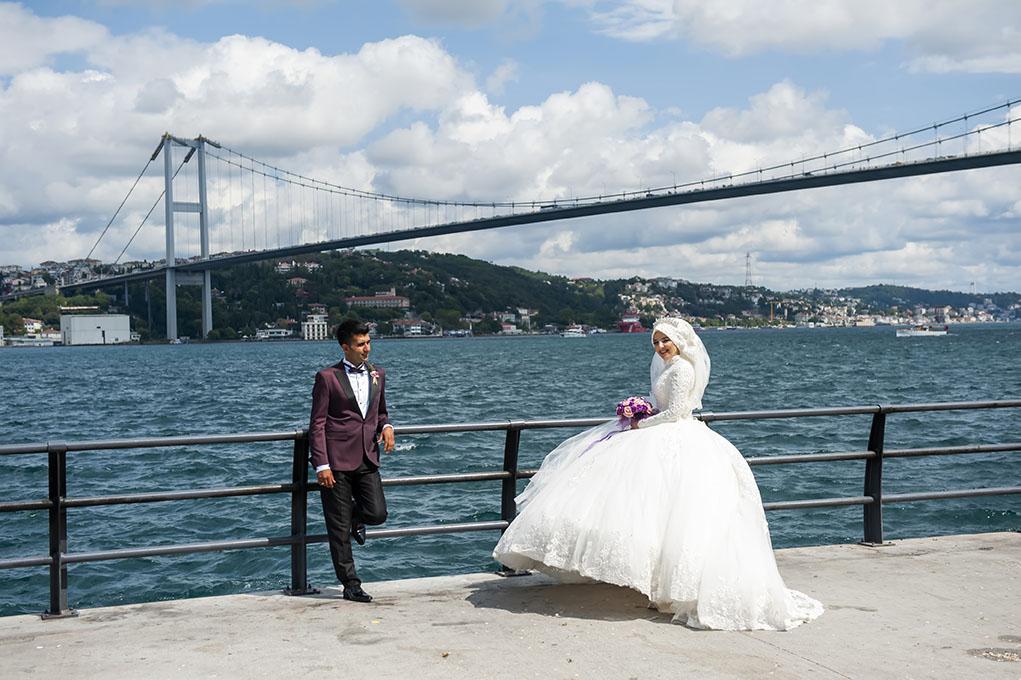 kız kulesi düğün fotoğrafları - istanbul bo  az   d      n   ekimi - Kız Kulesi, Fethi Paşa Korusu, Kuzguncuk Boğaz Sahil Düğün Fotoğrafları Çekimi