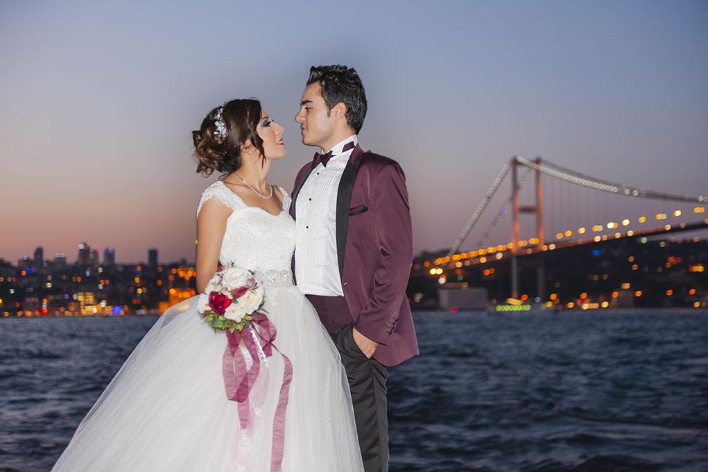 kız kulesi düğün fotoğrafları - istanbul bo  az   d      n foto  raflar   - Kız Kulesi, Fethi Paşa Korusu, Kuzguncuk Boğaz Sahil Düğün Fotoğrafları Çekimi